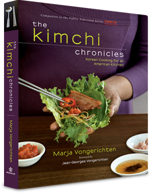 kimchi chronicles book