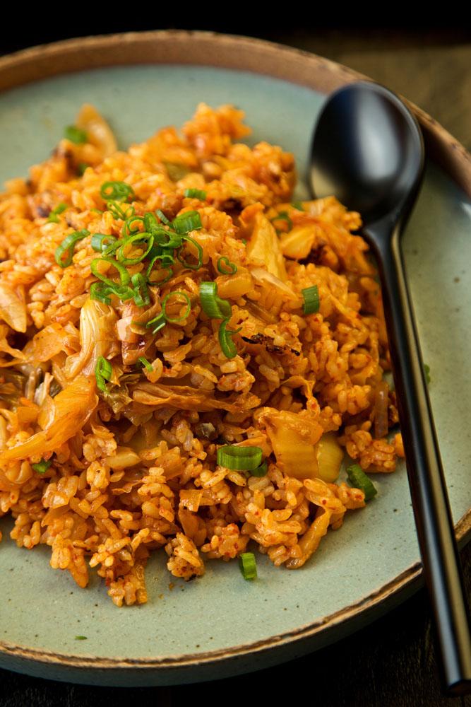 Kimchi Fried Rice – Kimchi Chronicles